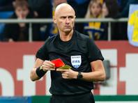 Российских футбольных арбитров не накажут за отказ вставать на колено в Будапеште