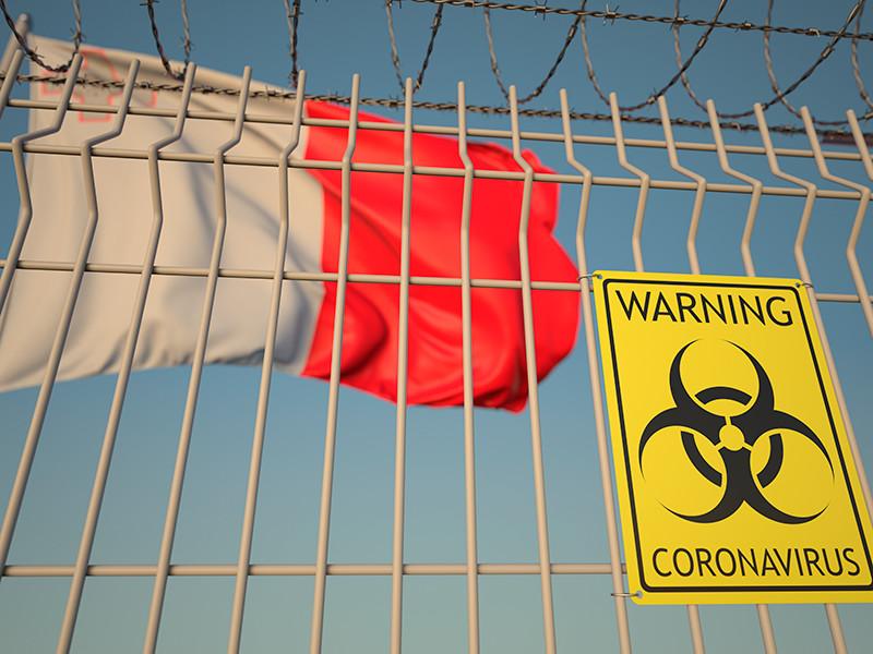 Футбольный матч Мальта - Россия может не состояться из-за карантина на острове