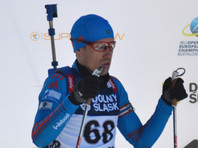 Биатлонист Слепов опроверг заявление тренера о завершении своей карьеры