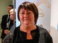 Президент Федерации лыжных гонок России и главный тренер национальной сборной Елена Вяльбе