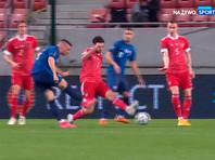Российские футболисты проиграли словакам в отборе к чемпионату мира