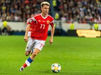 """Головин перед матчем узнал, что """"Монако"""" не разрешит ему играть за сборную в России"""