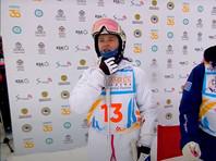 18-летняя Анастасия Смирнова стала чемпионкой мира по фристайлу