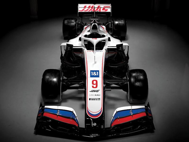 """WADA заинтересовалось запрещенным российским флагом на ливрее болида """"Формулы-1"""""""