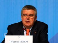 Томас Бах переизбран президентом МОК на новый четырехлетний срок