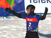 Сноубордист Логинов защитил титул чемпиона мира в параллельном гигантском слаломе