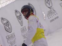 Фристайлист Максим Буров стал двукратным чемпионом мира в лыжной акробатике