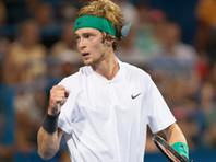 Теннисист Рублев вышел в полуфинал турнира в Дохе, не сыграв ни одного матча