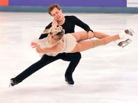 Фигуристы Синицина и Кацалапов принесли России третье золото чемпионата мира