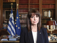 Группа греческих спортсменов направила президенту Греции Катирени Сакелларопулу письмо об унижениях и сексуальных домогательствах в гимнастике