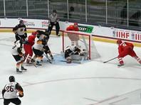 Российские юниоры досрочно вышли в четвертьфинал чемпионата мира по хоккею