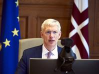 Премьер-министр Латвии Кришьянис Кариньш