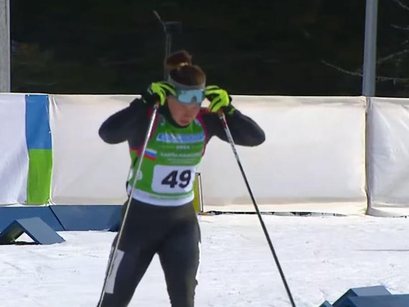 Решившую выступать за Румынию биатлонистку Ушкину включили в сборную России