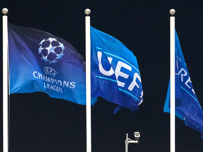 """УЕФА может наказать """"Реал"""" и """"Ювентус"""" за попытку футбольного переворота"""