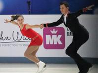 Фигуристы Мишина и Галлямов выиграли короткую программу пар на World Team Trophy