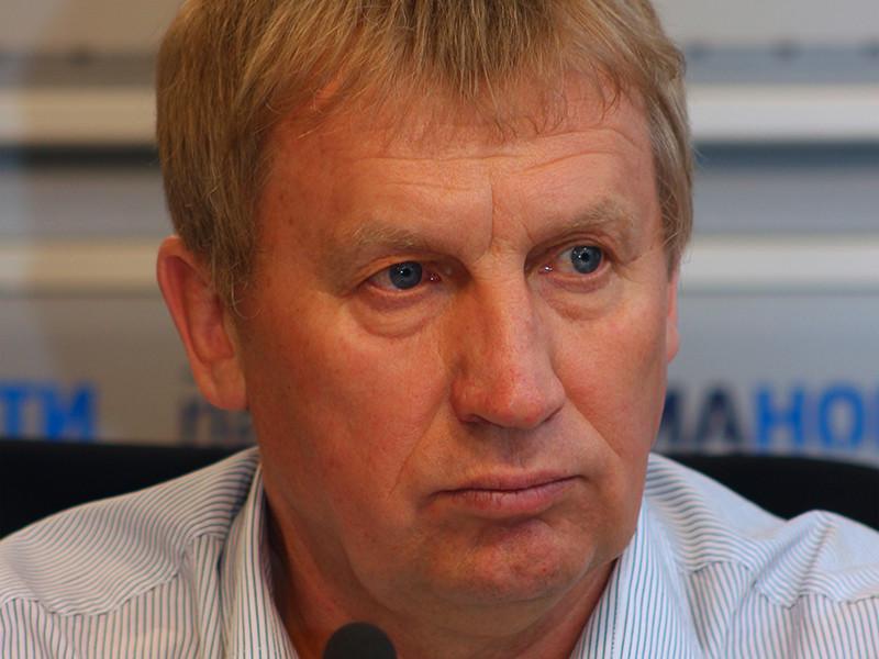 Валерий Польховский 31 мая покинет пост главного тренера сборной России из-за проблем со здоровьем