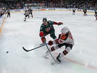 """Омский """"Авангард"""" стал вторым финалистом плей-офф Континентальной хоккейной лиги (КХЛ), одолев в овертайме седьмого матча полуфинальной серии казанский """"Ак Барс""""."""