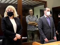 """В феврале 2021 года Навальный был приговорен к 2 годам и 8 месяцев колонии общего режима по делу """"Ив Роше"""" и отбывает наказание ИК-2 в Покрове Владимирской области"""