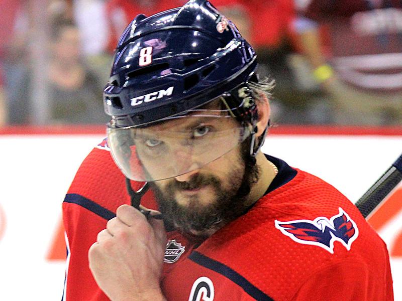 Овечкин установил личный антирекорд результативности в сезоне НХЛ