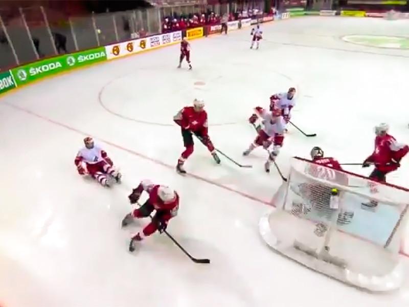 Сборная России переиграла команду Швейцарии в матче очередного тура предварительного этапа чемпионата мира по хоккею, который проходит в эти дни в Риге
