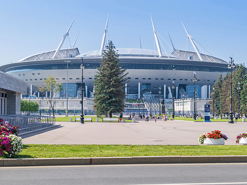 Газпром-Арена