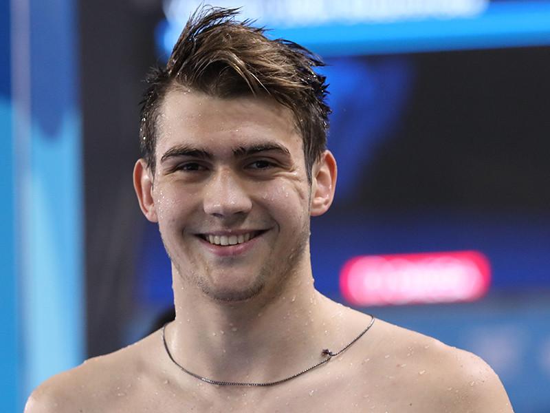 Пловец Климент Колесников победил на чемпионате Европы с мировым рекордом