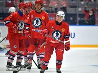 Легенда хоккея Владимир Путин забросил восемь шайб в гала-матче НХЛ