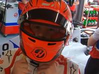 """Мазепину впервые удалось обогнать своего напарника по команде """"Формулы-1"""""""