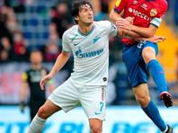 Азмун обошел Дзюбу в борьбе за титул лучшего футболиста Премьер-лиги