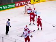 Россияне одолели датчан на чемпионате мира по хоккею