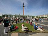 Дворцовая площадь в Петербурге станет самым большим кинотеатром под открытым небом