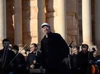 Гергиев, впечатливший Путина концертом в Пальмире, получил свою третью Госпремию