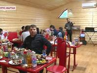 В Урус-Мартане открылся первый в Чечне клуб бардов и скрипачей