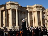 Пальмира, 5 мая 2016 года