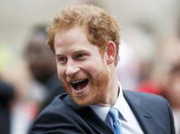 Принц Гарри спел с Coldplay на благотворительном вечере (ВИДЕО)