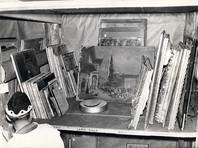 Произведения искусства были переданы баварским музеям в конце войны американскими военнослужащими, которые надеялись, что трофеи возвратят их владельцам