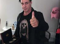 Солист Rammstein объявил себя жертвой путинской пропаганды