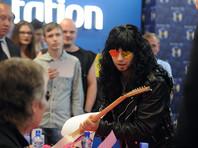 Deep Purple выступили в  Москве  с юбилейным концертом - через 20 лет после первого визита в РФ