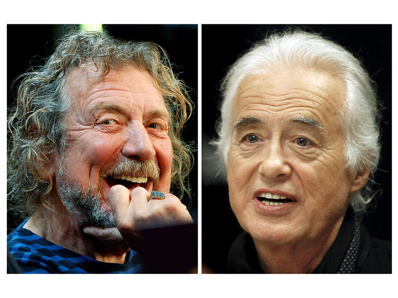 Музыканты знаменитой британской рок-группы Led Zeppelin Роберт Плант и Джимми Пейдж приняли участие в судебном заседании по гражданскому иску о плагиате в легендарном хите Stairway to Heaven