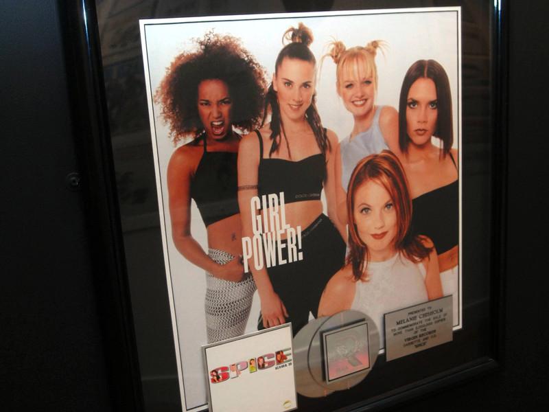 Бывшие участницы Spice Girls одобрили ремейк их хита на тему борьбы за права женщин