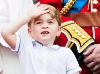 Принц Джордж накануне своего трехлетия признан иконой стиля для детей