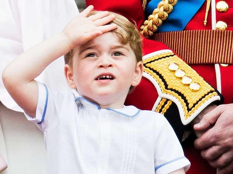 Будущий король Великобритании, который готовится в пятницу, 22 июля, отпраздновать свой третий день рождения, признан номером 1 в мире детской моды
