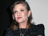 """Кэрри Фишер случайно выдала спойлер к восьмым """"Звездным войнам"""""""