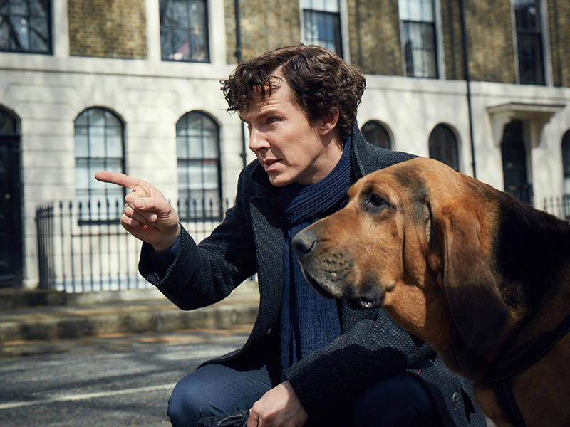 """Опубликован первый трейлер четвертого сезона популярного британского сериала """"Шерлок"""""""