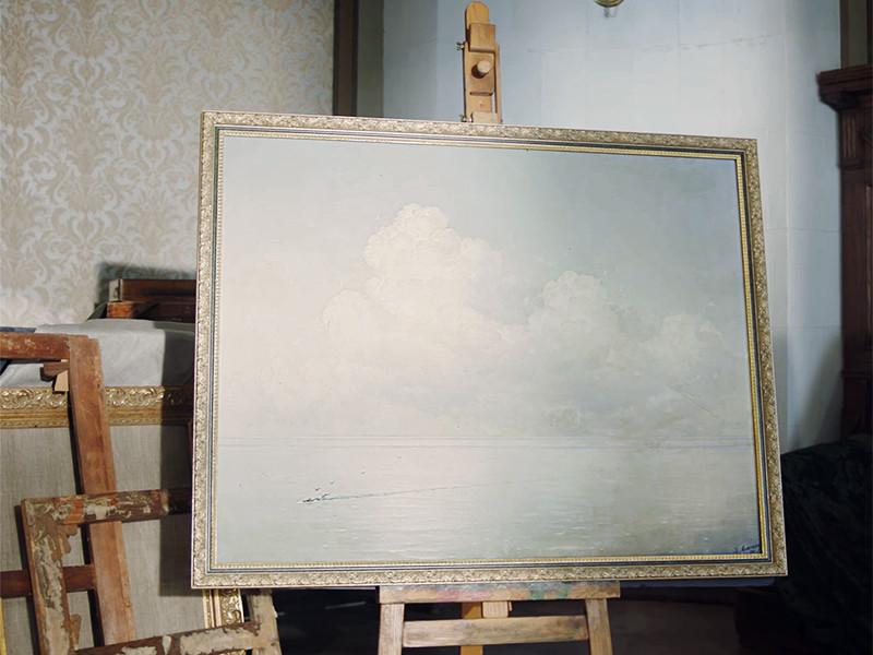 В Третьяковcкой галерее открывается выставка картин Айвазовского