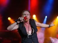 Guns N' Roses задержали на канадской границе за попытку провоза оружия