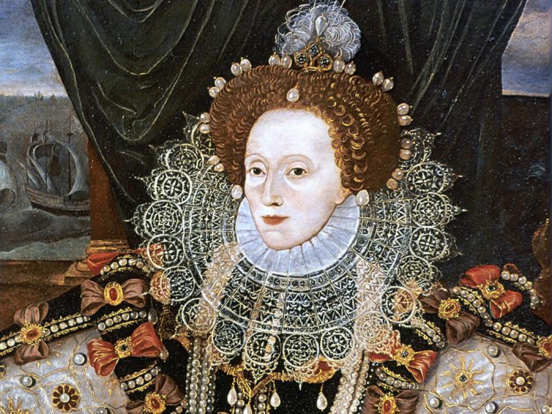 Один из самых известных исторических портретов Соединенного Королевства, знаменитый портрет английской королевы Елизаветы I, торжествующей после разгрома английским флотом испанской Армады в 1588 году (известный также как Armada Portrait), теперь принадлежит Великобритании