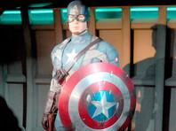 """В Нью-Йорке поставят памятник Капитану Америке в позе, выражающей """"силу и стойкость"""" (ФОТО)"""