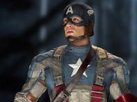Капитан Америка вернулся в Бруклин в виде статуи (ФОТО)