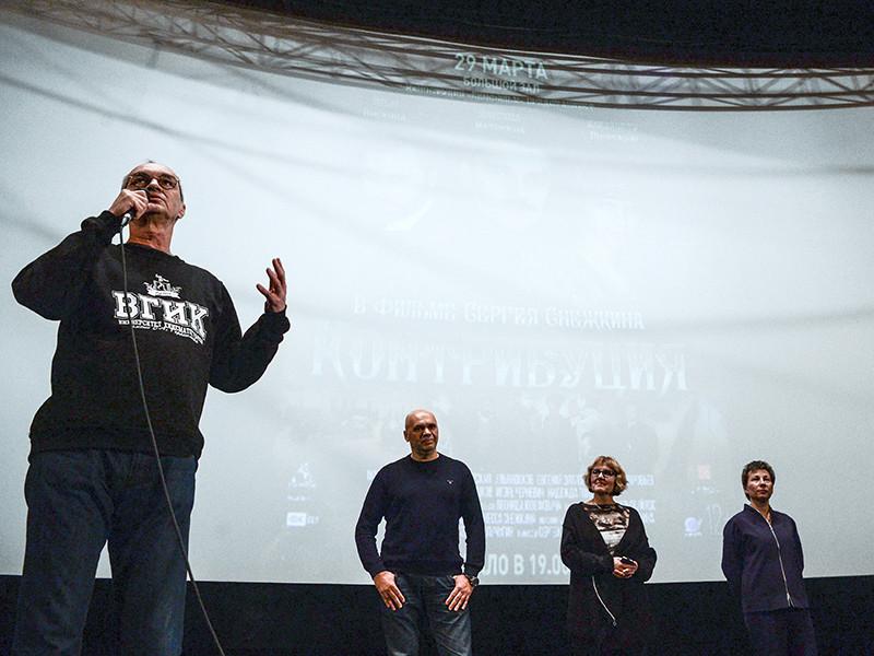 """Фильм """"Контрибуция"""", который был снят Сергеем Снежкиным при поддержке Минкультуры РФ, будет представлять Россию на  Montreal World Film Festival, который пройдет с 25 августа по 5 сентября 2016 года"""